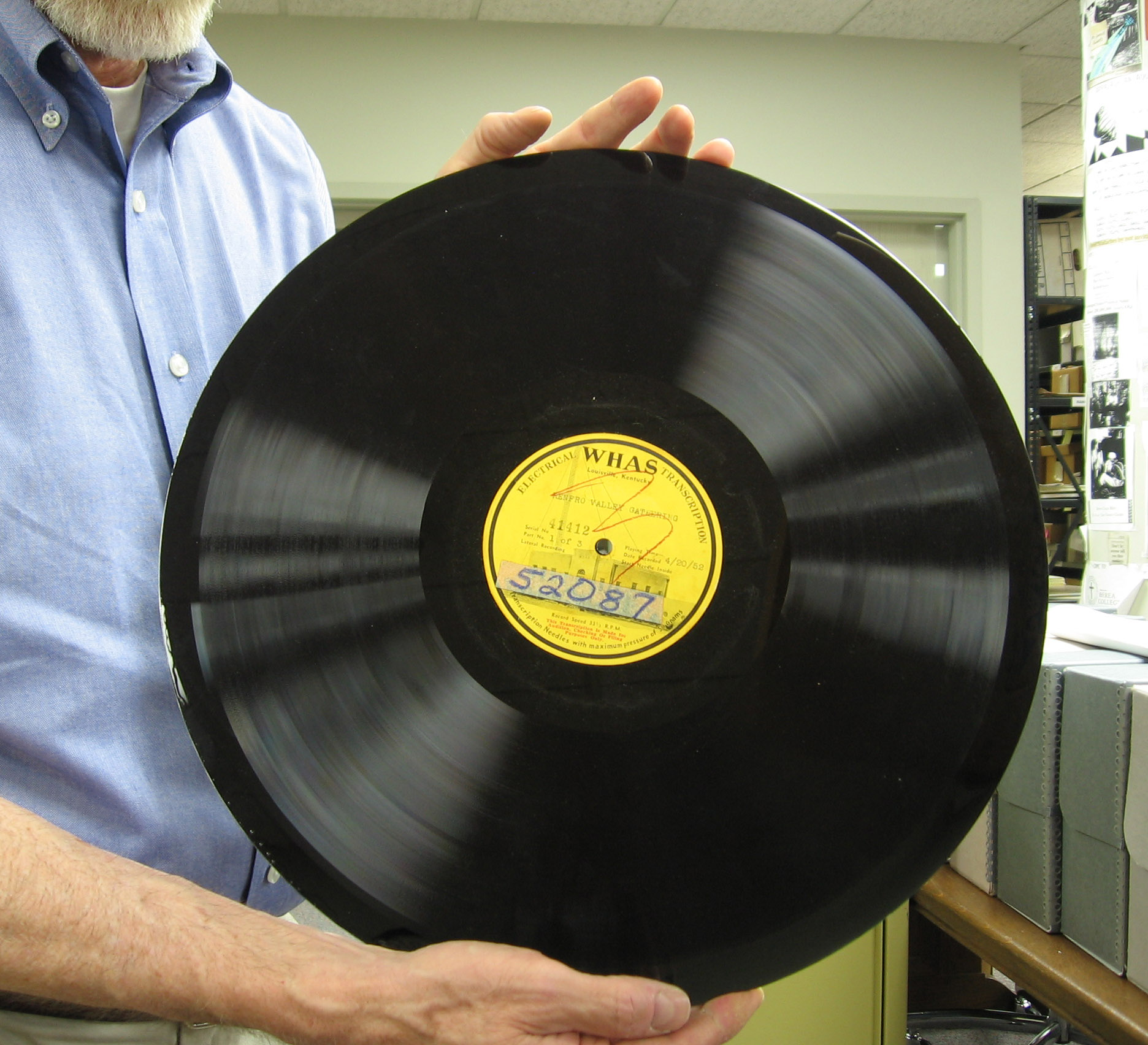 Moving Beyond Band Aids At Berea College Media Preservation